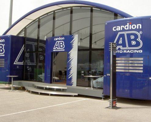 AB Motoracing Hospitality
