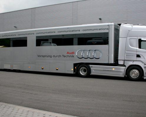 Audi AG - Hospitality outside