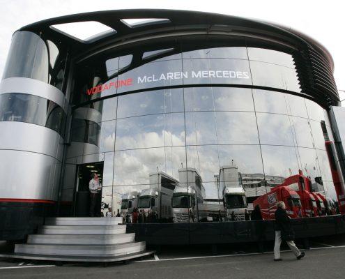McLaren Hospitality - Aussenansicht