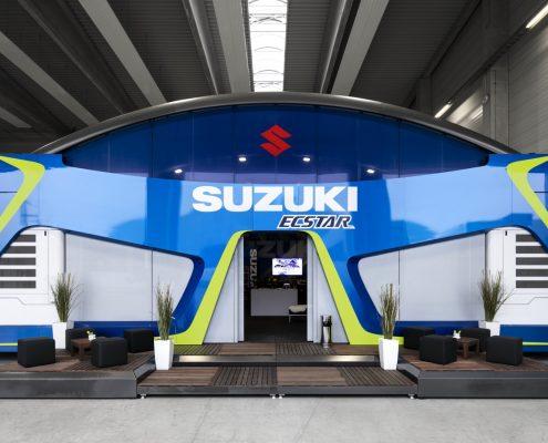 Suzuki Hospitality - Aufgebaut