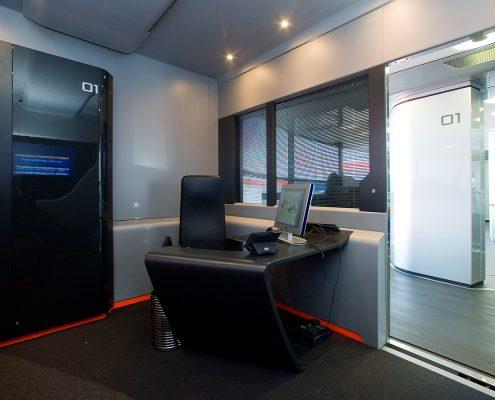 McLaren Hospitality - Büro