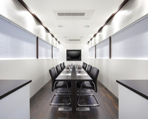 Audi AG - Hospitality truck office area