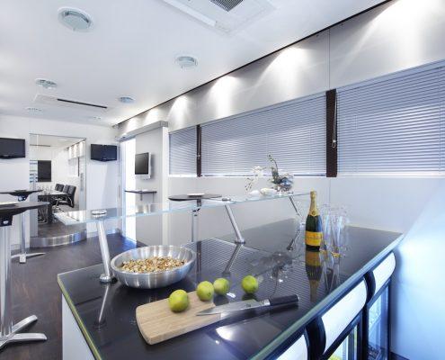 Audi AG - Hospitality truck kitchen