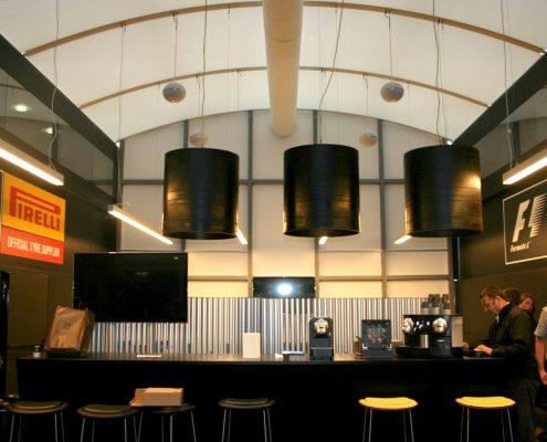 Pirelli Hospitality - Innen ground floor