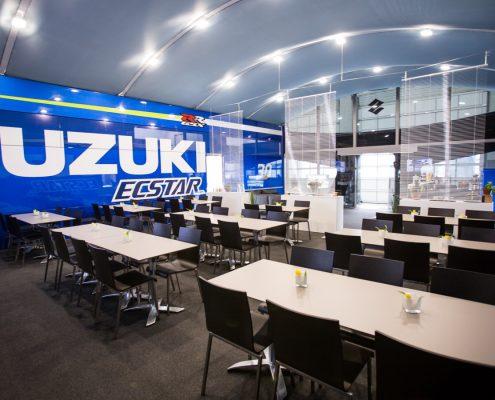 Suzuki Hospitality - Innenansicht