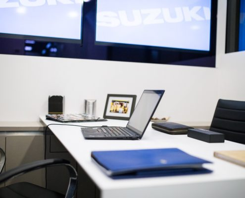 Suzuki Hospitality - Büro