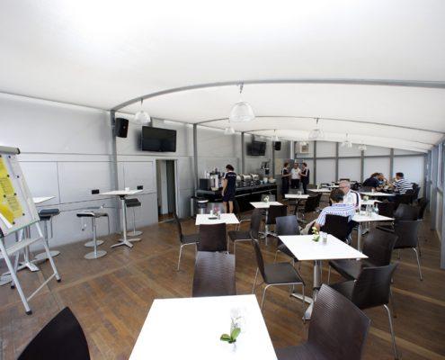 VW Motorsport Hospitality