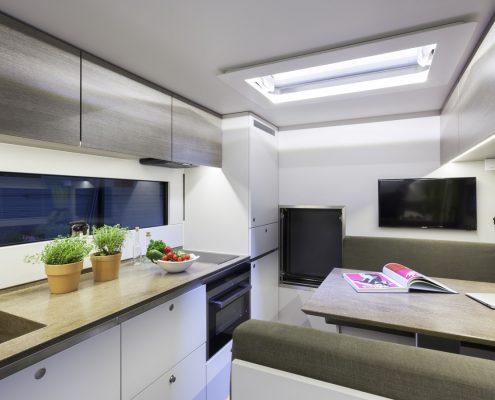 Offroad Wissinger - Wohnen + Küche