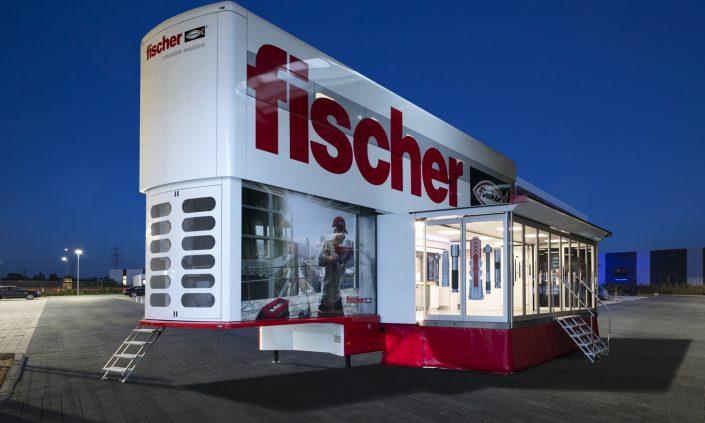 Fischer Promotional Truck