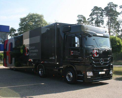 3C Carbon Racetrailer
