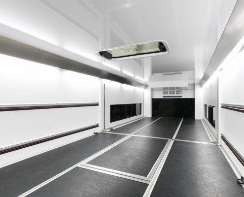 Audi Sport Racetrailer