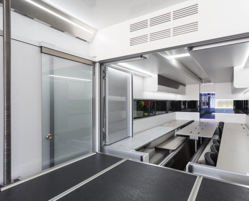 Phoenix Racing - Racetrailer Car Pop Out Flex - Office