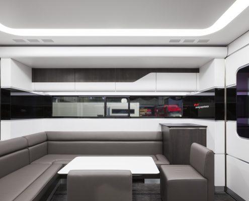 Audi Driving Experience - Racetrailer