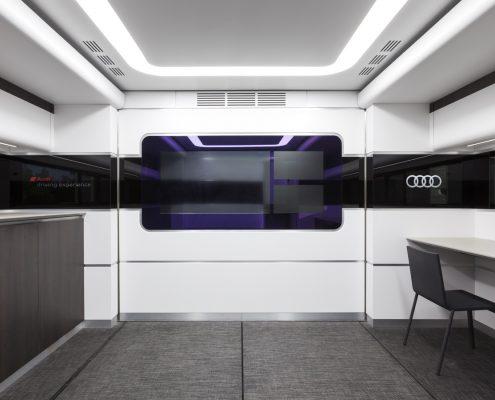 Audi Driving Experience Racetrailer 2