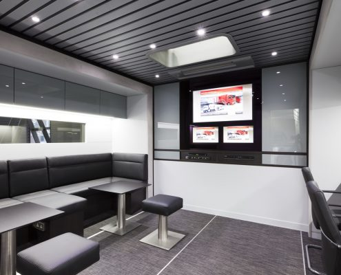 RAM Racing Racetrailer - Office