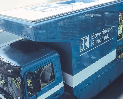 BR technical truck