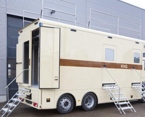 KHG technical truck 2 - outside