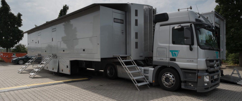 TopVision - Übertragungswagen