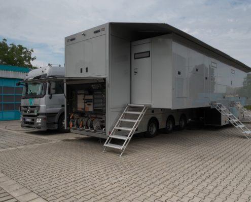 Übertragungswagen TopVision