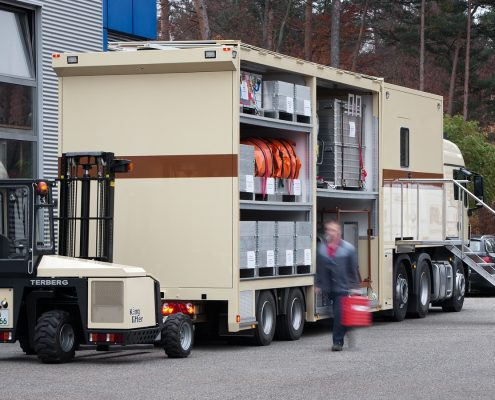 KHG technical truck 1 - outside