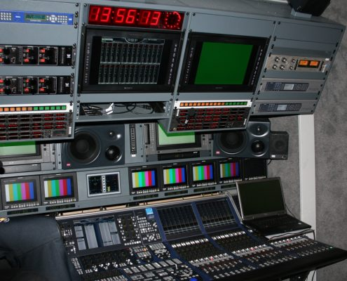 TV Polonia inside
