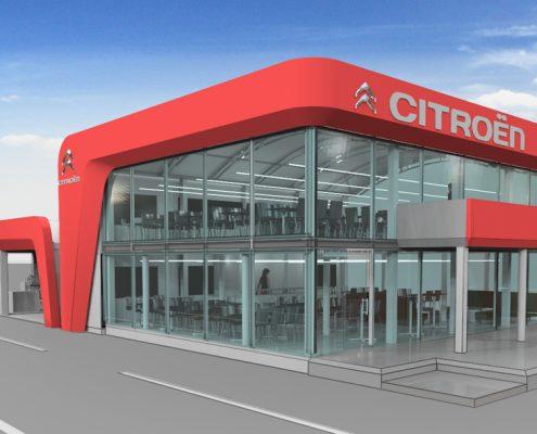 Citroën Hospitality