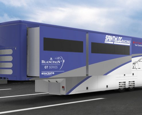 Saintéloc Racing