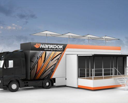 Hankook promotion trailer