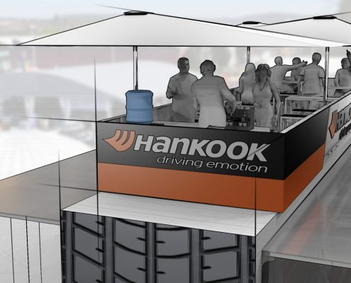 Hankook Container Entwurf