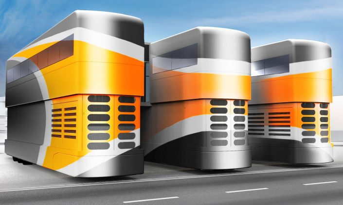 McLaren Produktentwicklung