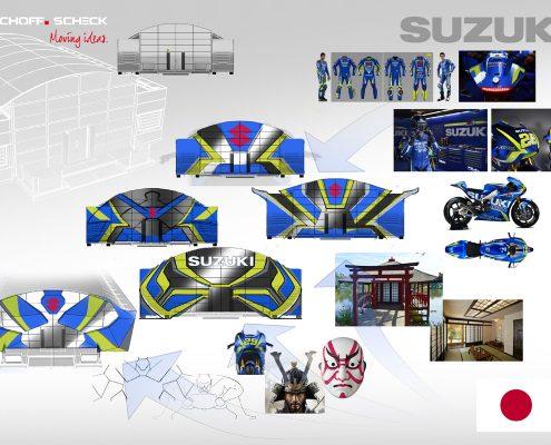 Suzuki Konzept