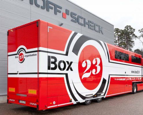 Box23 Racetrailer