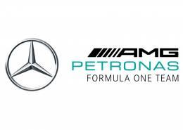 Logo Mercedes AMG