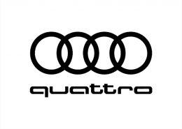 Logo Audi Quattro
