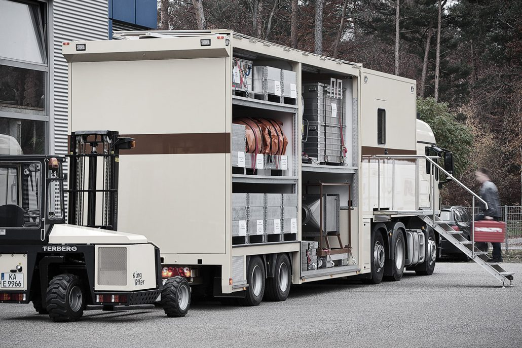 Mobile Technical Units